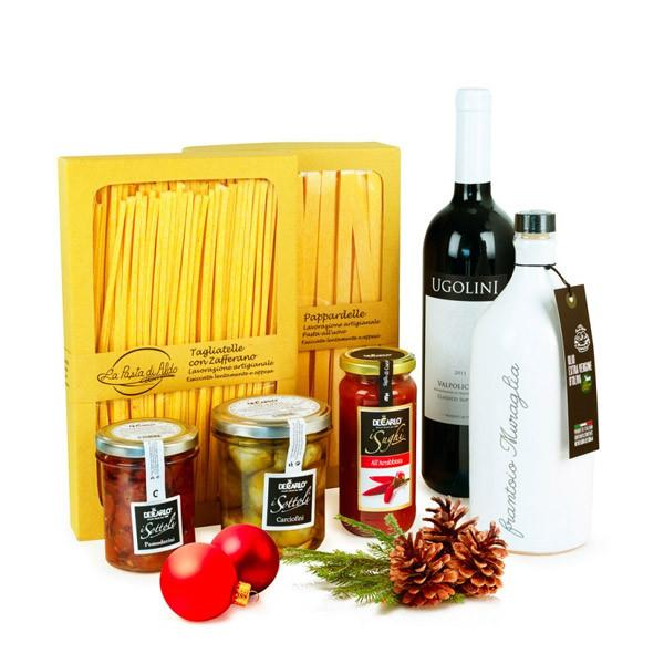 Italian Delights 02 - Fine Food Gifts | Italian Gift Baskets – Dolceterra Italian Within US Store‎