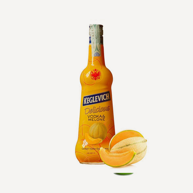 Keglevich & Pure Melon Juice