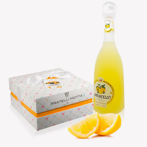 LEMON EASTER DOVE & LIMONCELLO LIQUEUR - Fine Food Gifts | Italian Gift Baskets – Dolceterra Italian Within US Store‎