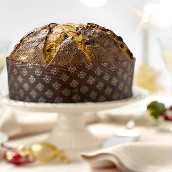 Panettone Apricot & Ginger
