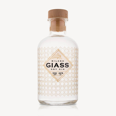 """GIASS Milano"" London Dry Gin"