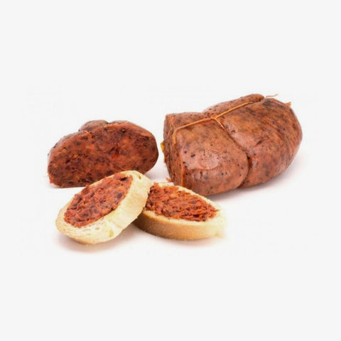 Nduja - spicy calabrian sausage - Fine Food Gifts | Italian Gift Baskets – Dolceterra Italian Within US Store‎