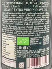 Extra Virgin Olive Oil 'The expression of Umbria' Organic Biologico