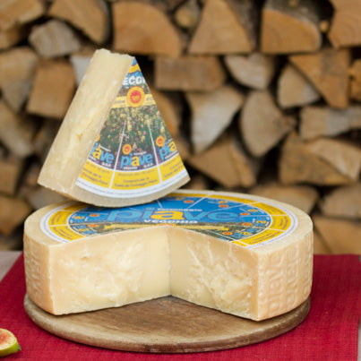 Piave Cheese - DOP 6 months - Fine Food Gifts | Italian Gift Baskets – Dolceterra Italian Within US Store‎