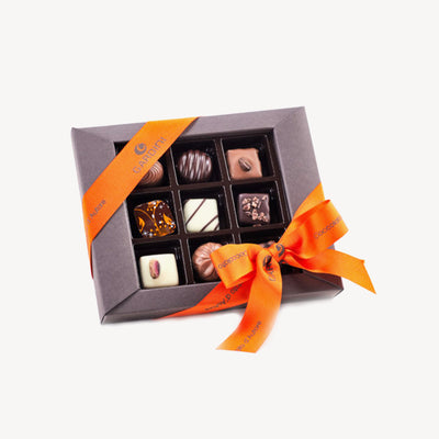 9 Pralines Luxury Box - DOLCETERRA'S COLLECTION