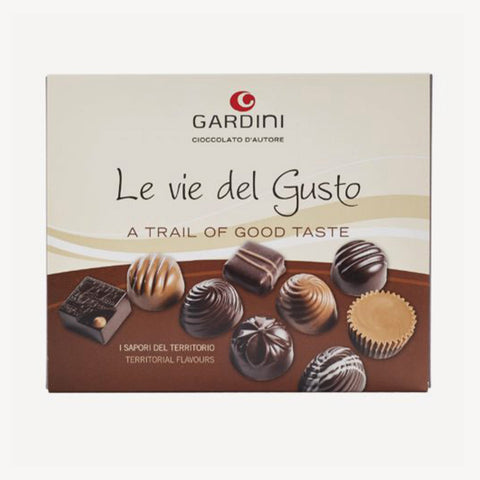 "Taste Pack Pralines ""Territorial Flavours"" - DOLCETERRA'S COLLECTION"
