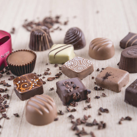 Pralines Luxury Box - Dolceterra's Collection
