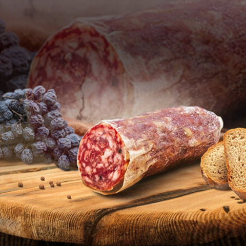 Amarone Wine-Infused Salami - Fine Food Gifts | Italian Gift Baskets – Dolceterra Italian Within US Store‎
