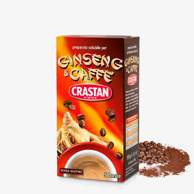 Instant Ginseng coffee