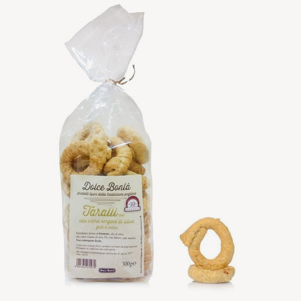 Taralli of Pugliese Tradition