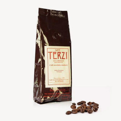 THIRD BLEND #03 - 70% Arabica - 30% Arabica Robusta - Coffee Terzi Bologna