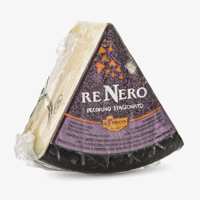 Tuscan Pecorino Il Forteto Re Nero - Fine Food Gifts | Italian Gift Baskets – Dolceterra Italian Within US Store‎