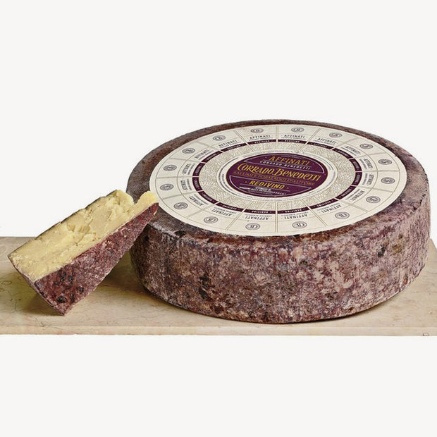 Drunk Amarone Traditional Cheese