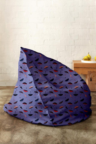 Umbrella Design Bean Bag - Haus and Sie