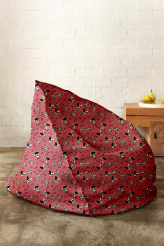 Nerd Cats & Dogs Bean Bag - Haus and Sie