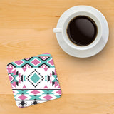 Multi Dimensional Border Printed wooden coasters - Haus and Sie