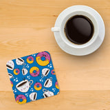 Fruits Printed wooden coasters - Haus and Sie