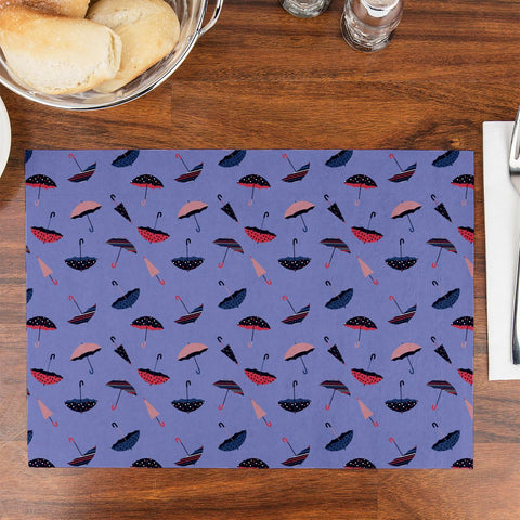 Umbrella Design Table Placemat - Haus and Sie