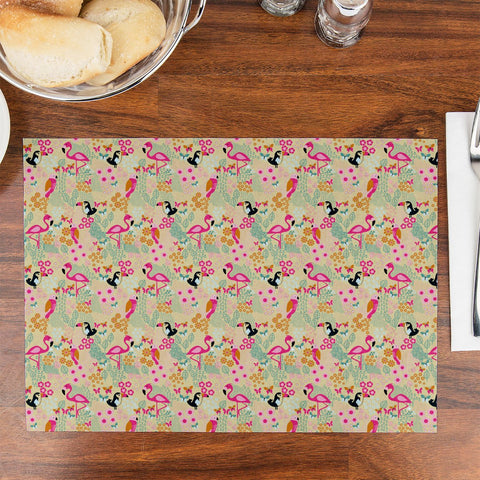 Birds Design Table Placemat - Haus and Sie
