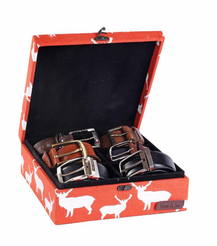 Watch and tie belt organiser - Haus and Sie