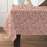 Flower Bunch Waterproof Table Cover - Haus and Sie