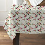 Blossom Bouquet Waterproof Table Cover - Haus and Sie