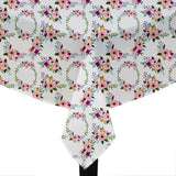 Blossom Bouquet Waterproof Table Cover