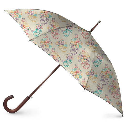 baby elephant print umbrella - Haus and Sie