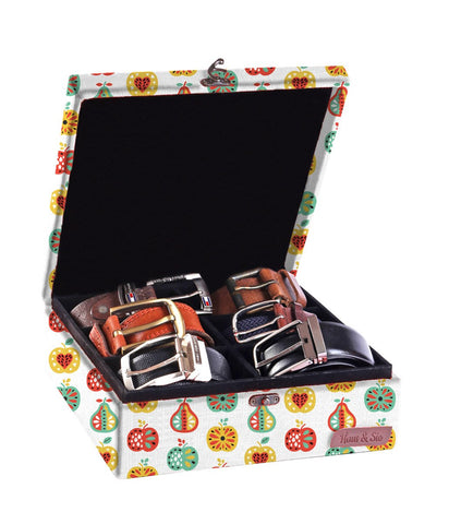 Tie & Belt Organizer - Haus and Sie