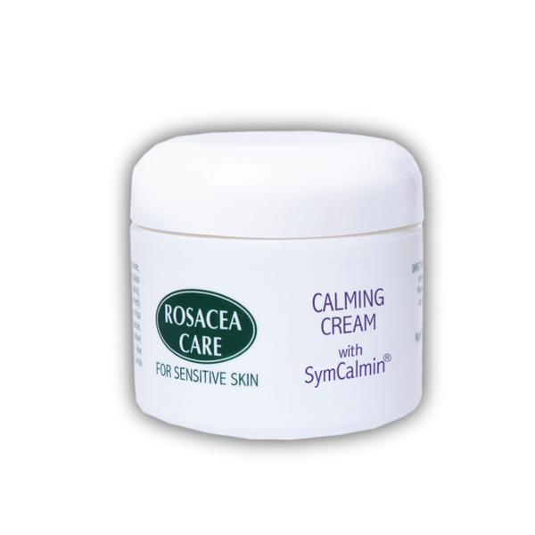 Rosaceacare Calming Cream moisturizer With Symcalmin