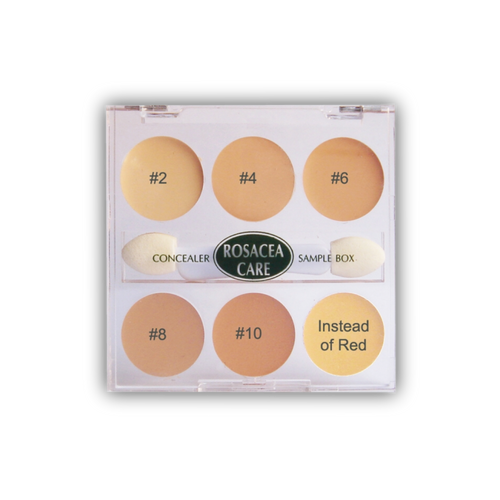 Rosaceacare Concealer Kit With SPF 17
