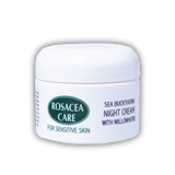 Rosaceacare Night Cream With Seabuckthorn & Willowherb