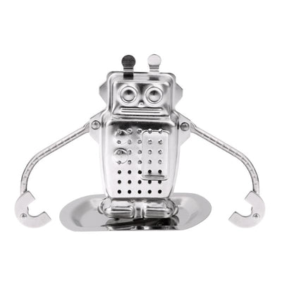 Robot Tea Infuser and Drip Tray