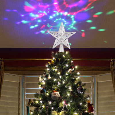 Starz™ LED Projection Lighting for Christmas Tree (New 2019)