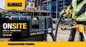 DeWALT On-Site News & Promotions February 2020