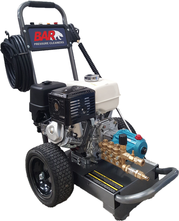 BAR 4000PSI Honda Petrol Pressure Cleaner