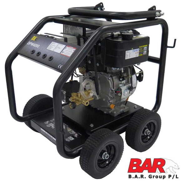 BAR Diesel Pressure Cleaner