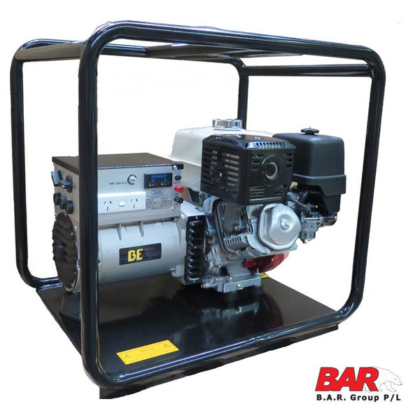 BE Welder Generator - Honda Powered