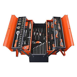 Harden 77pc 5 Drawer Tool Kit