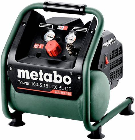 Metabo 18V Compressor - Skin Only