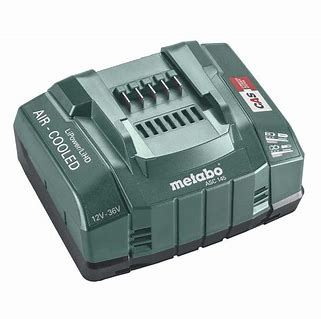 Metabo 12V - 36V Super Fast Charger