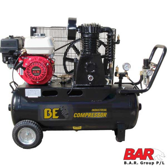 BAR Air Compressor - Honda Powered