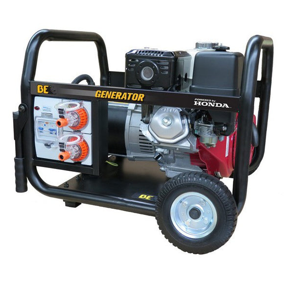 Honda Powered 8.0kVa Generator Trade Spec With RCD