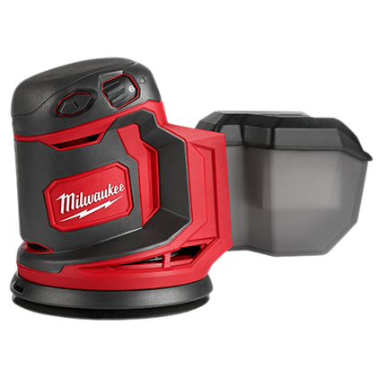 Milwaukee 18V 125mm Random Orbital Sander Skin