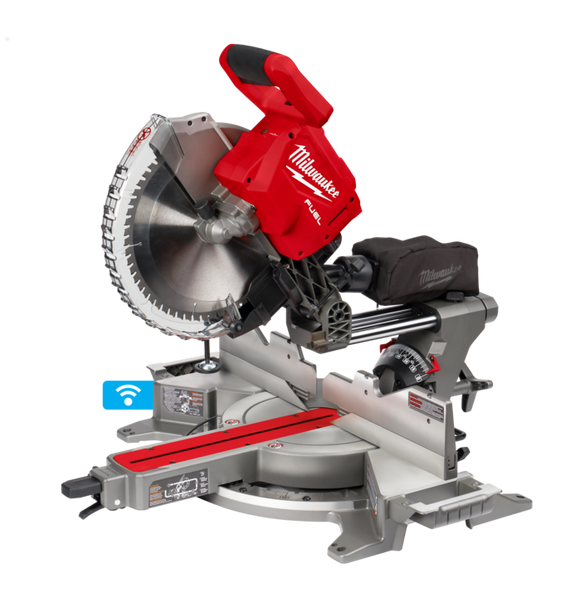 Milwaukee M18 Fuel 305Mm Mitre Saw Cordless Skin