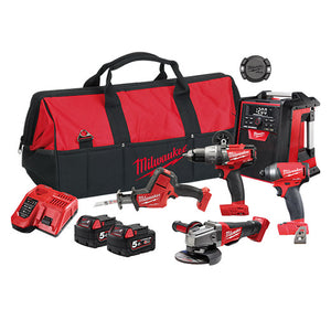 Milwaukee M18 FUEL Power Pack 5J