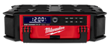 Milwaukee PACKOUT 18V Li-Ion Cordless Worksite Radio & Charger - Skin Only