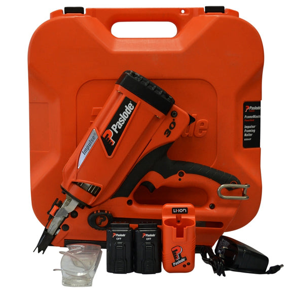 Paslode 7.4V Li-ion FrameMaster-Li PowerVent Impulse Nailer