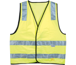 Maxisafe Day/Night Yellow Hi-Vis Vest
