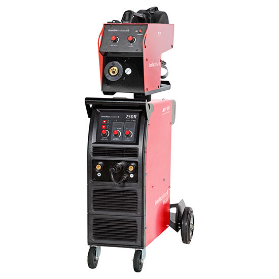 BOC Smootharc Advance 250Amp MIG Welder Including Remote